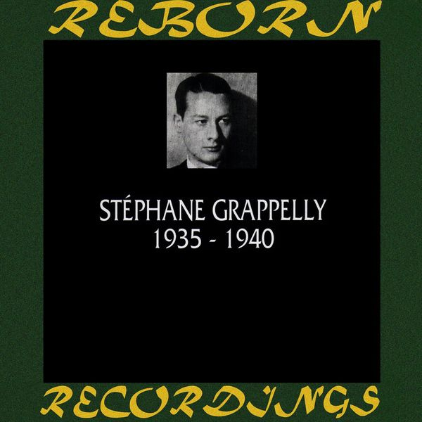 Stephane Grappelli - 1935-1940 (HD Remastered)