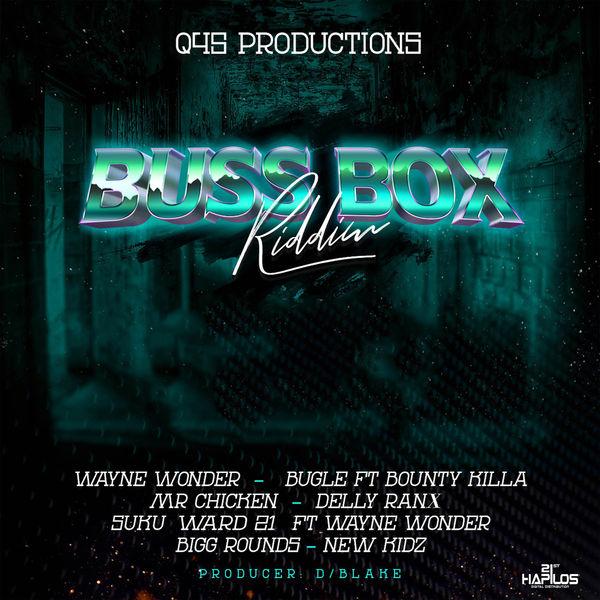 Various Artists - Buss Box Riddim
