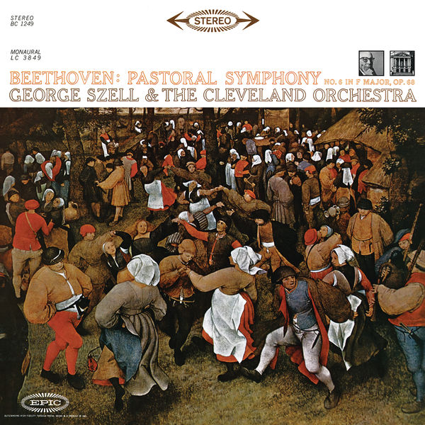 """George Szell - Beethoven: Symphony No. 6 in F Major, Op. 68 """"Pastoral"""""""