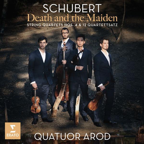 Quatuor Arod - Death and the Maiden