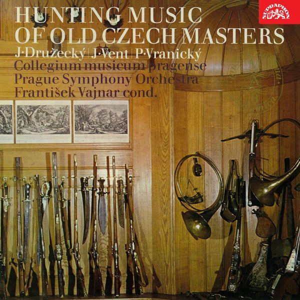 František Vajnar, Collegium musicum Pragense, Prague Symphony Orchestra - Družecký, Vent & Vranický: Hunting Music of Old Czech Masters
