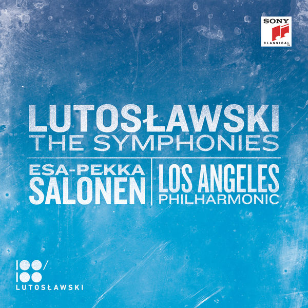 Esa-Pekka Salonen - Lutoslawski: The Symphonies