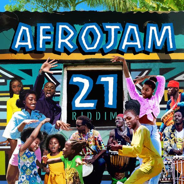 Various Artists - Afrojam 21 Riddim