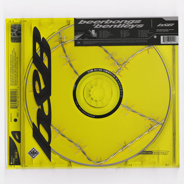 beerbongs & bentleys | Post Malone to stream in hi-fi, or to download