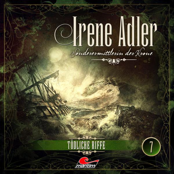 Irene Adler - Sonderermittlerin der Krone, Folge 7: Tödliche Riffe