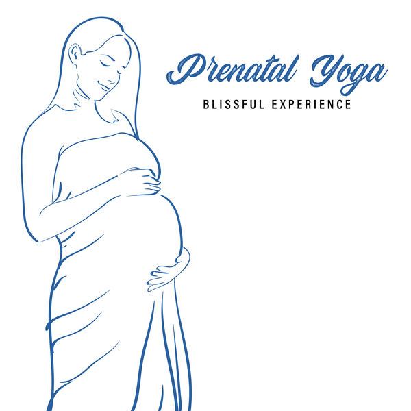 Meditation Music Club - Prenatal Yoga Blissful Experience - Bring Relief to Your Spine by Practicing Simple Asanas, Breathing Exercises, Mother To Be, Physical Change, Total Relax, Calm Mommy, Calm Baby