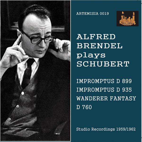 Alfred Brendel - Schubert: Impromptus & Wandererfantasie
