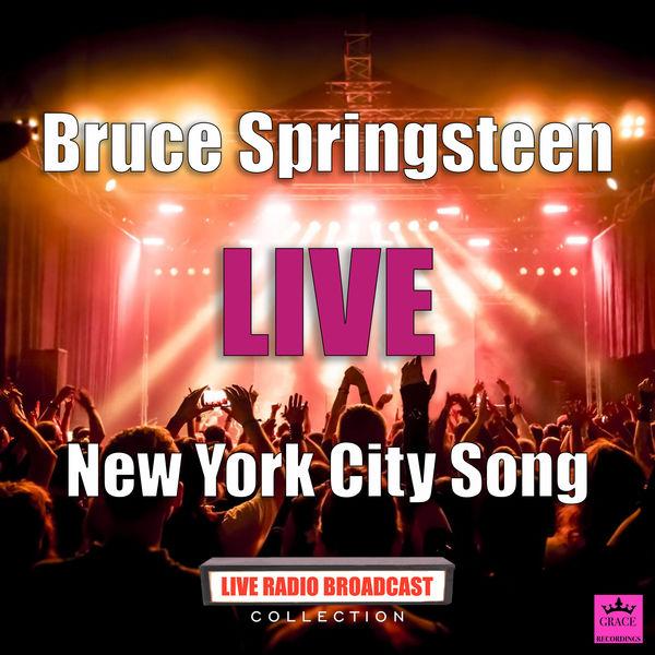 Bruce Springsteen - New York City Song