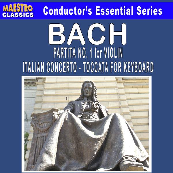 Dubravka Tomsic - Bach: Partita No. 1 - Italian Concerto - Toccata in D
