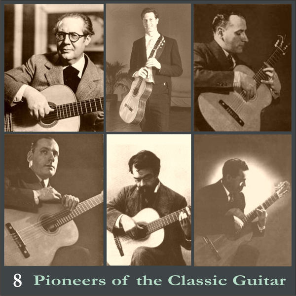Guillermo Gomez - Pioneers of the Classic Guitar, Volume 8 - Recordings 1928-1939