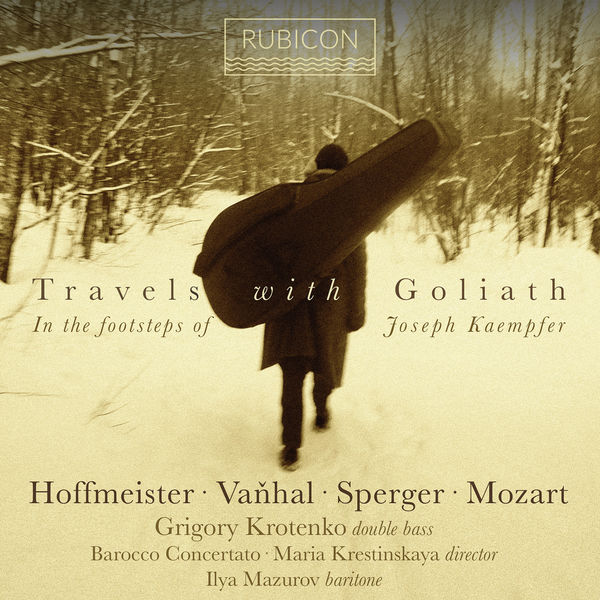 Grigory Krotenko - Travels with Goliath, In the footsteps of Josef Kämpfer