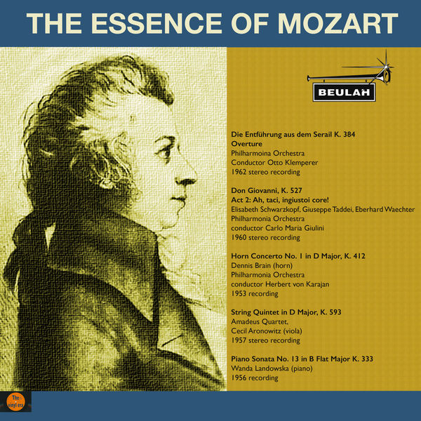 Various Artists - The Essence of Mozart