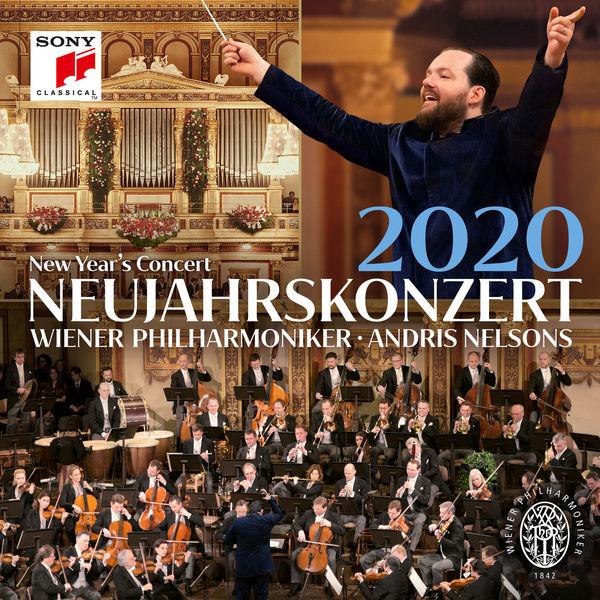 Andris Nelsons - Neujahrskonzert 2020 / New Year's Concert 2020 / Concert du Nouvel An 2020