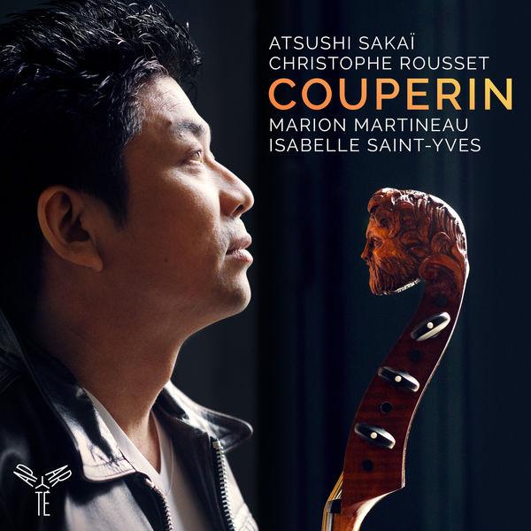Atsushi Sakai - Couperin: Pièces de viole
