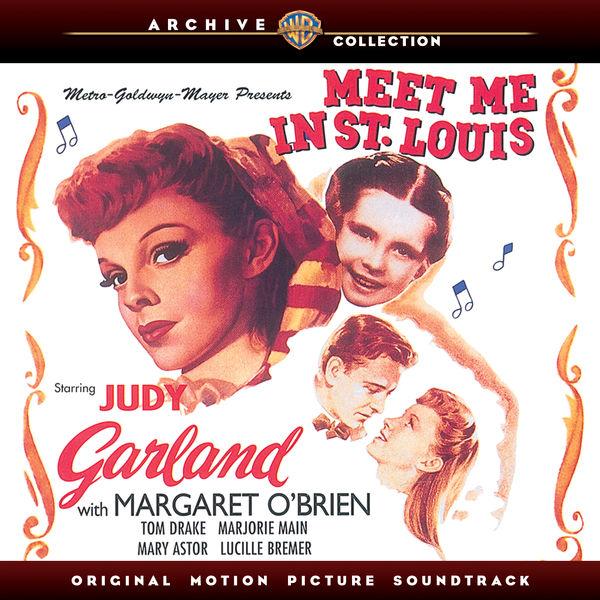 Various Artists - Meet Me In St. Louis (Original Motion Picture Soundtrack)