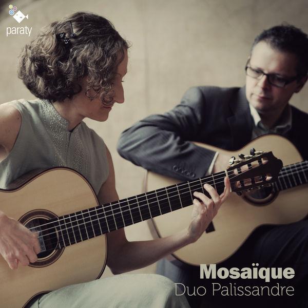 Duo Palissandre - Mosaïque