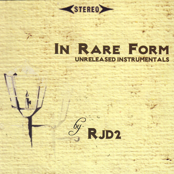 RJD2 - In Rare Form