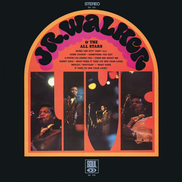 Jr. Walker & The All Stars|Live (Live,1970)