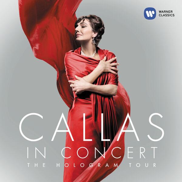 Maria Callas - Callas in Concert - The Hologram Tour
