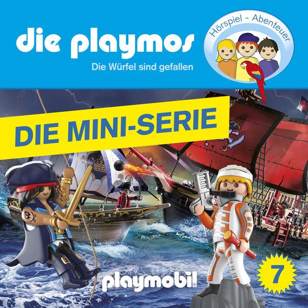 DIE PLAYMOS - Episode 7: Die Würfel sind gefallen (Das Original Playmobil Hörspiel) (Die Mini-Serie)