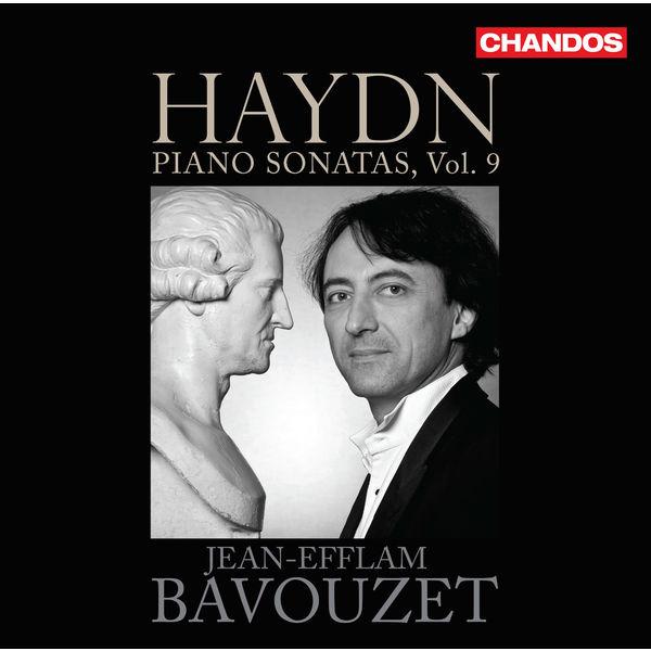 Jean-Efflam Bavouzet - Haydn: Piano Sonatas, Vol. 9