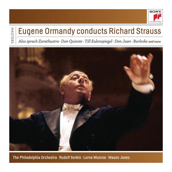 Eugene Ormandy - Eugene Ormandy Conducts Richard Strauss