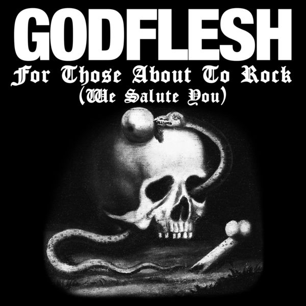 Godflesh|For Those About to Rock (We Salute You)