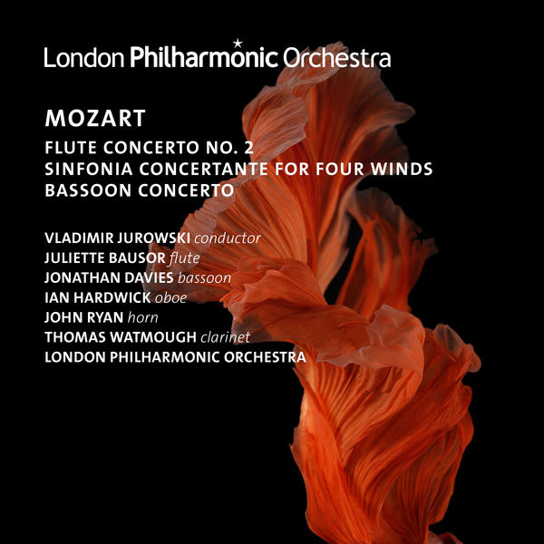 London Philharmonic Orchestra - Jurowski Conducts Mozart Wind Concertos