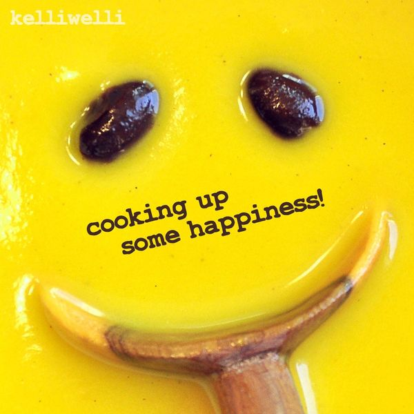 Kelli Welli Cooking up Some Happiness