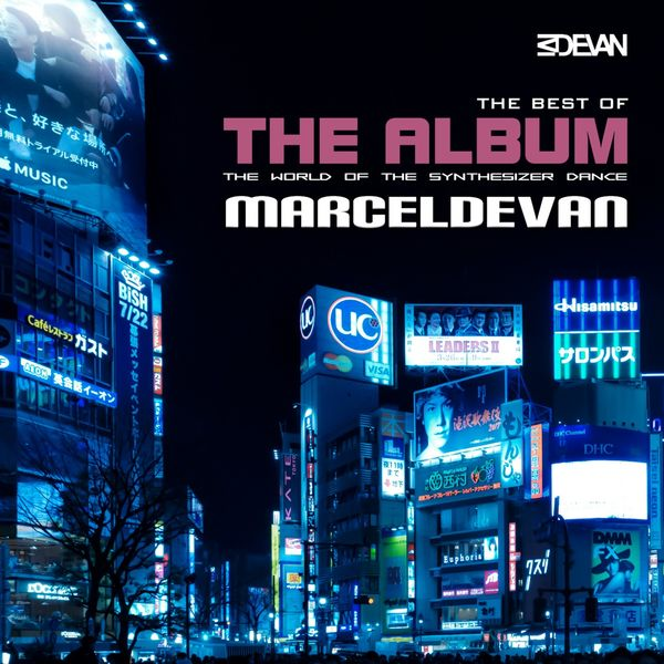 MarcelDeVan - The Best of the Album the World of the Synthesizer Dance