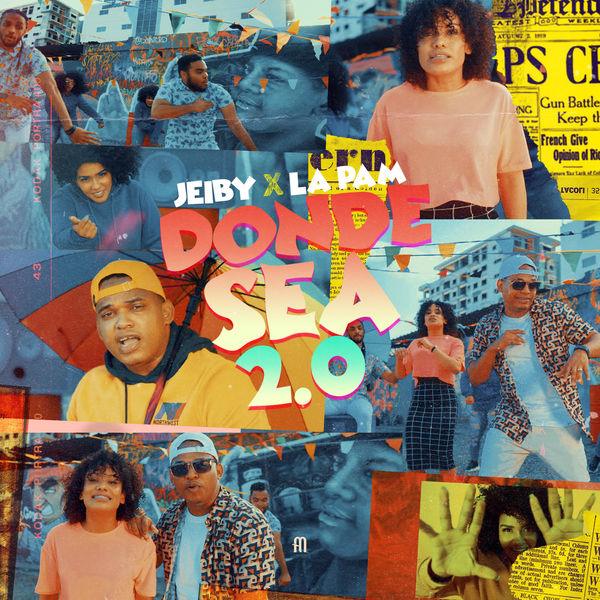 Jeiby - Donde Sea 2