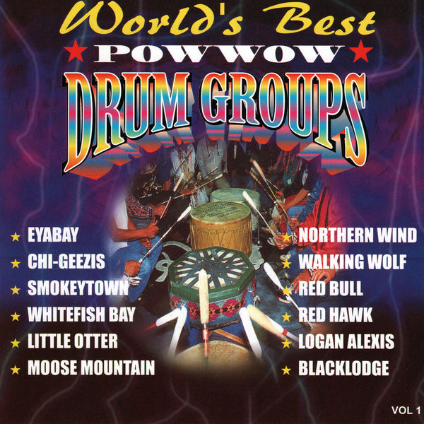 Various Artists - Pow Wow Drum Groups, Vol. 1