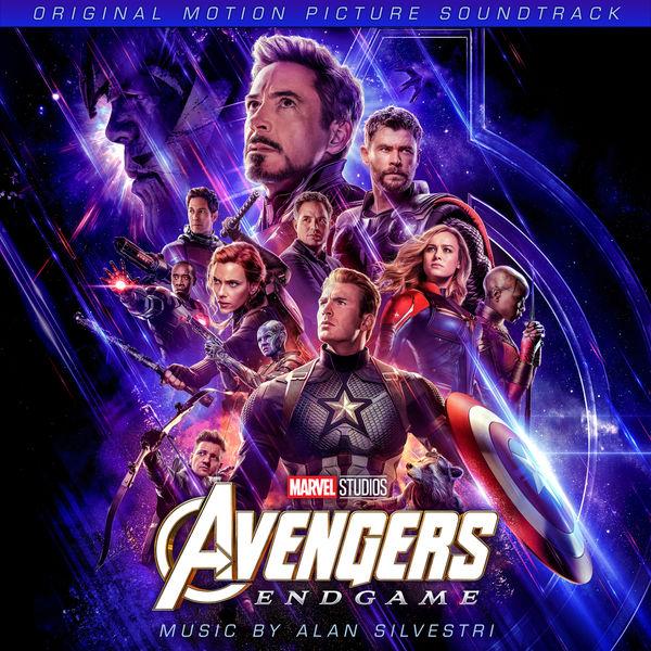 """Afficher """"Avengers : Endgame, B.O. du film"""""""