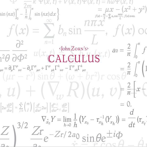 Brian Marsella - John Zorn's Calculus