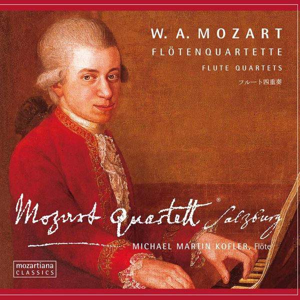 Mozart Quartett Salzburg - Mozart: Flute Quartets
