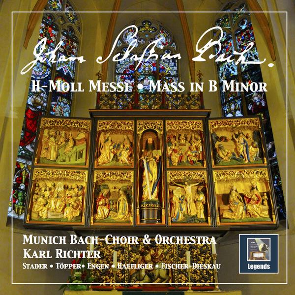 Munich Bach-Choir - Bach: Mass in B Minor, BWV 232