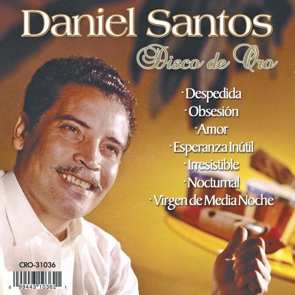 Daniel Santos - Disco de Oro
