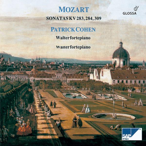 Patrick Cohen - Mozart: Piano Sonatas, K. 283, 284 & 309