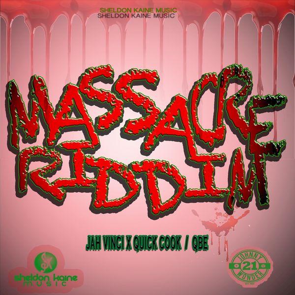 Album Massacre Riddim, Jah Vinci | Qobuz: download and