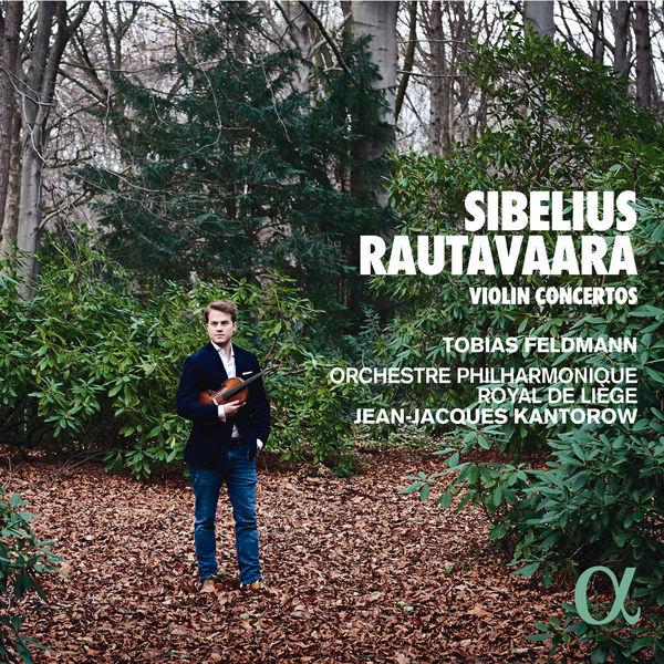 Tobias Feldmann Sibelius & Rautavaara: Violin Concertos