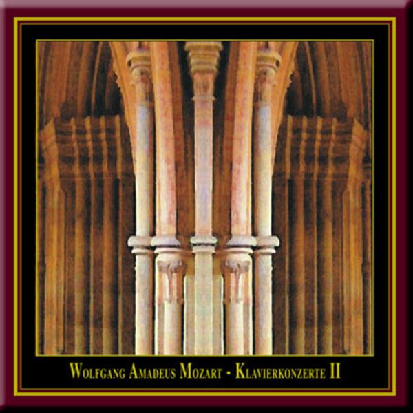 Christoph Soldan - Wolfgang A. Mozart: piano concerto c major KV 467 & piano concerto d major KV 537