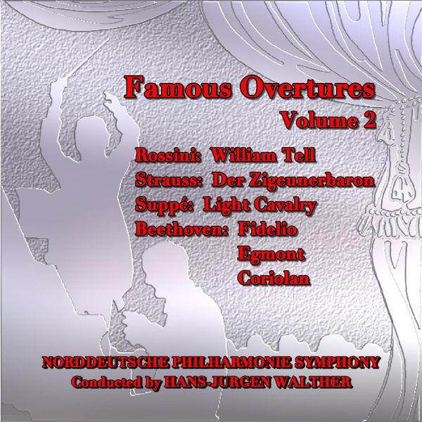 Norddeutsche Philharmonie Symphony - Famous Overtures, Volume 2
