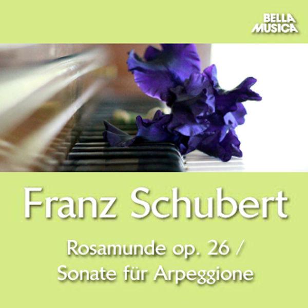 Kammerorchester der Tschechischen Philharmonie - Schubert: Rosamunde, Op. 26 - Sonate, D. 821