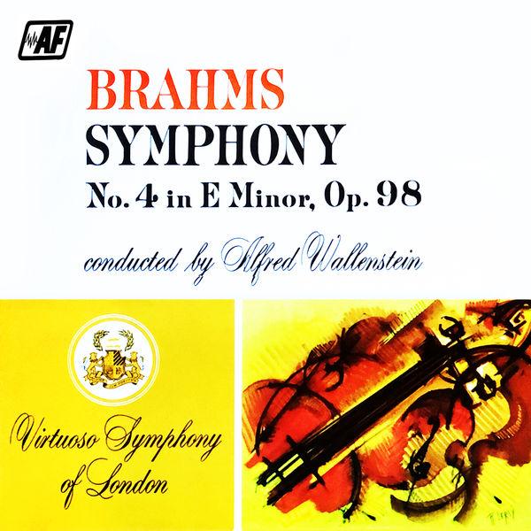 Virtuoso Symphony of London - Symphony No. 4 in E Minor op. 98
