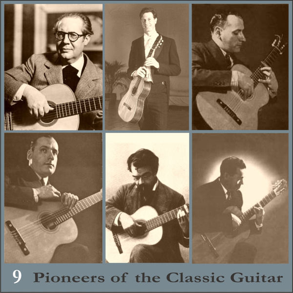 Maria Luisa Anido - Pioneers of the Classic Guitar, Volume 9 - Recordings 1925-1930