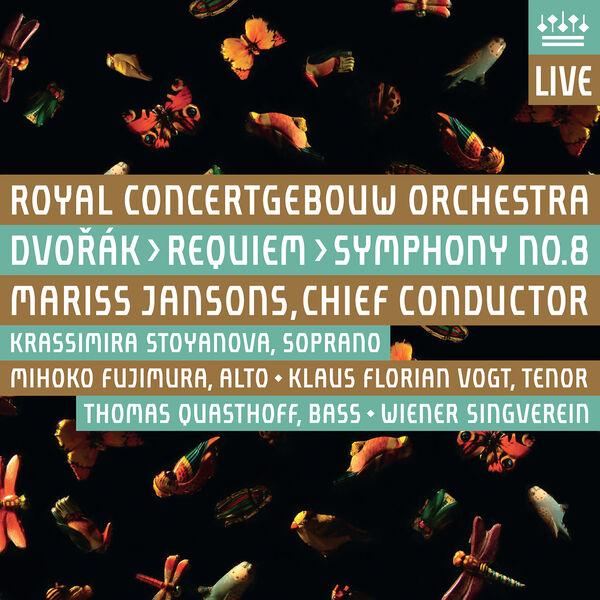 Royal Concertgebouw Orchestra - Dvorák: Requiem & Symphony No. 8 (Live)