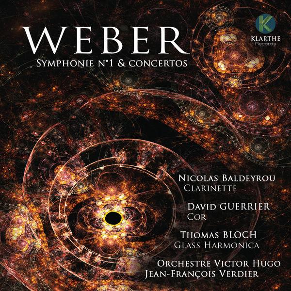 Orchestre Victor Hugo - Weber: Symphonie No. 1 & Concertos
