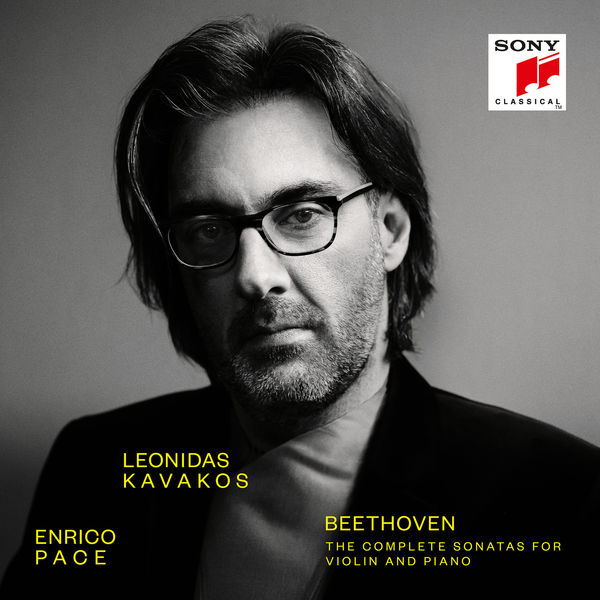 Leonidas Kavakos - Beethoven: The Complete Sonatas for Violin and Piano