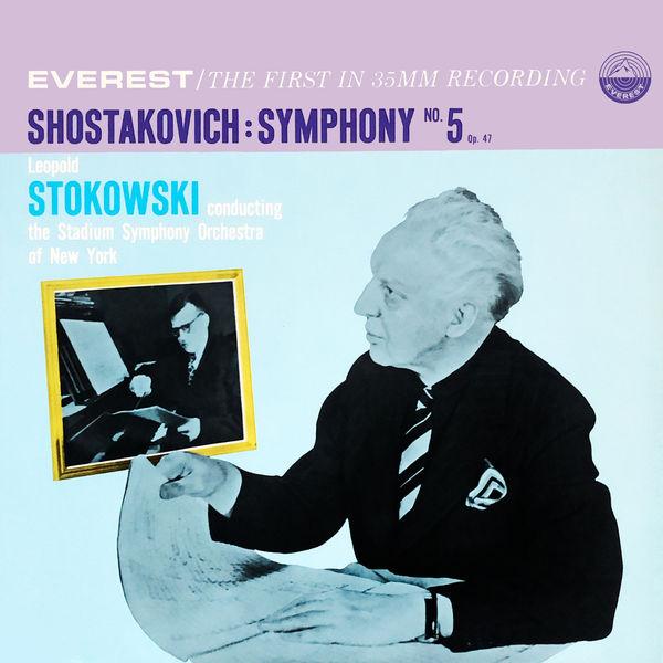 The Stadium Symphony Orchestra of New York - Symphony No. 5, Op. 47