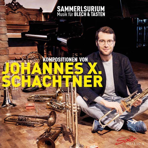 Uwe Schrodi - Johannes X. Schachtner: Sammelsurium